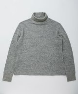 BELAFOTE/RT TURTLENECK HONEY THERMAL  M.GRAY