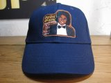 BELIVE/MICHAEL JACKSON 6PANEL CAP OFF THE WALL  NAVY