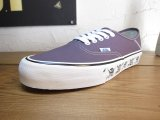 (SALE 25%OFF) VANS/AUTHENTIC SF  PLUM
