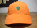 BELIVE/LOW CAP WAPPEN  APPLE  ORANGE