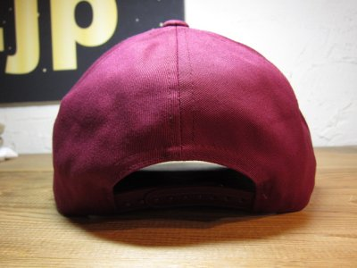 画像3: BELIVE/LOW CAP WAPPEN  ICE CREAM  BURGUNDY