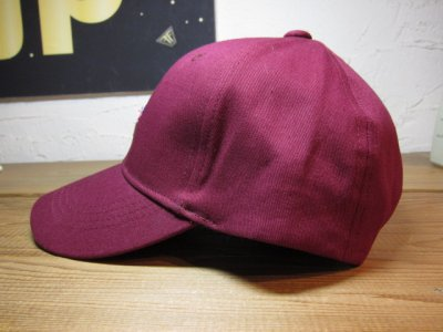 画像2: BELIVE/LOW CAP WAPPEN  ICE CREAM  BURGUNDY