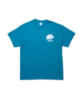 (SALE 25%OFF) ROTTWEILER/HIBISCUS T  BLUE