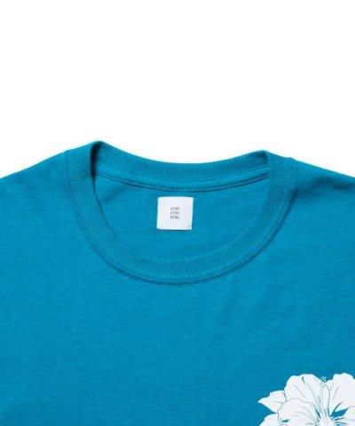 画像3: (SALE 30%OFF) ROTTWEILER/HIBISCUS T  BLUE