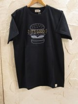 SEABEES/S/S PRINT T IT'S GOOD  BLACK