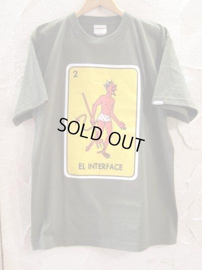 画像1: INTERFACE/別注EL DIABLO T  OLIVE
