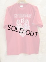 INTERFACE/別注MUERTO T  RED