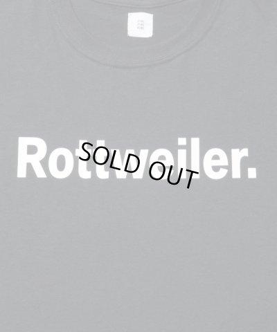 画像3: ROTTWEILER/ROTTWEILER T  BLACK
