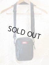 FTC/RIP STOP MINI SHOLDER BAG  BLACK
