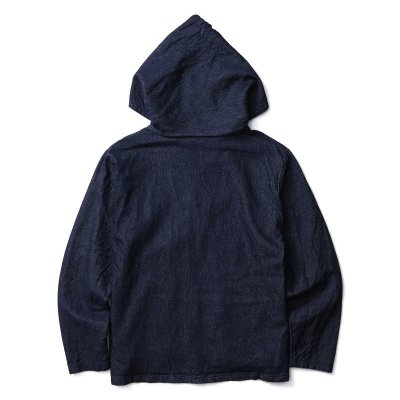 画像2: SOFTMACHINE/ACAPULCO HOODED  DENIM