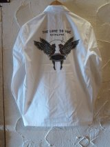 GANGSTERVILLE/LOVE TO RIDE LS SH  WHITE