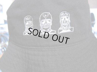 画像4: SUNNY C SIDER/BUKET HAT  BLACK