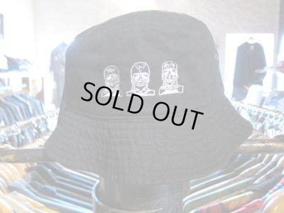 画像1: SUNNY C SIDER/BUKET HAT  BLACK