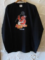 (再入荷) INTERFACE/DEMONS LS T  BLACK