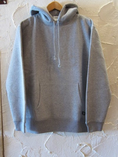 画像2: INTERFACE/xFeelFORCE 別注 BLIND PULL PARKA  GRAY