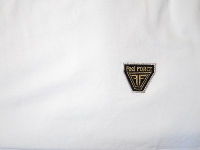 画像3: (再入荷) Feel FORCE/WAPPEN S/S T  OLYMPIC  WHITE