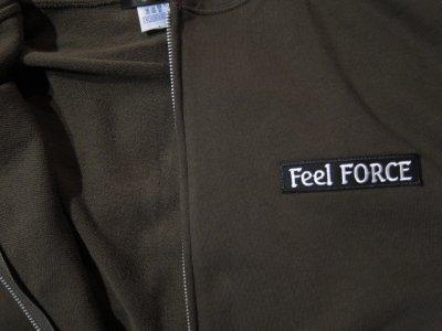 画像3: Feel FORCE/ZIP PARKA BANNER  OLIVE