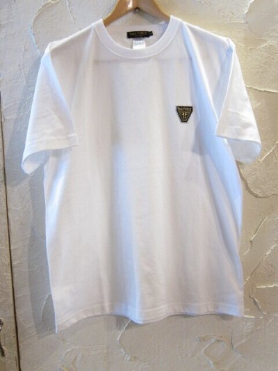 画像1: (再入荷) Feel FORCE/WAPPEN S/S T  OLYMPIC  WHITE