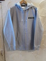 (再入荷) Feel FORCE/ZIP PARKA BANNER  GRAY
