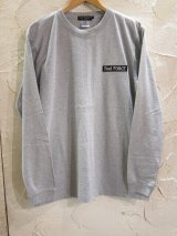 Feel FORCE/LONG SLEEVE  BANNER  GRAY