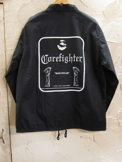 画像1: COREFIGHTER/MARLBOLO COACH  JKT  BLACK
