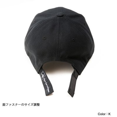 画像3: THE NORTH FACE/SQUARE LOGO CAP  BEIGE