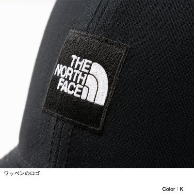 画像2: THE NORTH FACE/SQUARE LOGO CAP  BEIGE