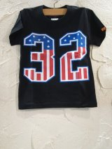 (SALE 30%OFF) SUNNY C SIDER/32 KID's T  BLACK