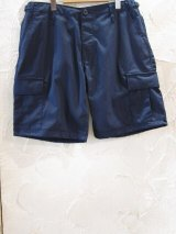 WORLD SURPLUS/B.D.U SHORT PANTS  NAVY