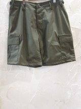WORLD SURPLUS/B.D.U SHORT PANTS  OLIVE