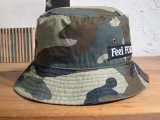 Feel FORCE/DO HAT  WOODLAND