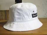 Feel FORCE/DO HAT  WHITE