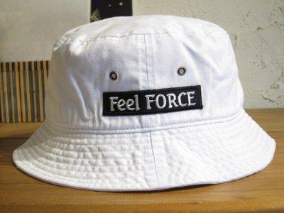 画像3: Feel FORCE/DO HAT  WHITE