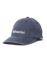 ROTTWEILER/WASH DAD R.W CAP  NAVY