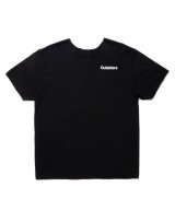 ROTTWEILER/CUT OFF T  BLACK