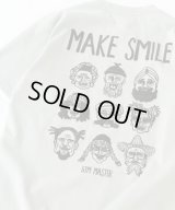 GYMMASTER/MAKE SMILE T  GRAY
