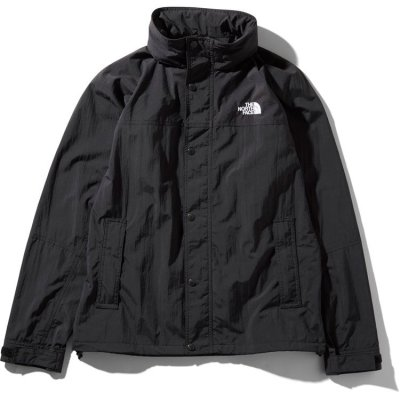 画像1: THE NORTH FACE/HYDRENA WIND JACKET BLACK