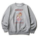 SOFTMACHINE/BAD BOY SWEAT  GRAY