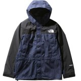 THE NORTH FACE/MOUNTAIN LIGHT DENIM JACKET NYLON INDIGO DENIME