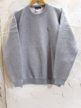 BELIVE/LEFT CHEST PATCH SWEAT  TYRAWNOSAURUS GRAY