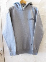 Feel FORCE/HOODIE BANNER  GRAY