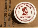WOLFMAN BARBER SHOP/TEXTURE HOLD