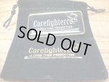 COREFIGHTER/HAT LABEL MONEY CLIP  BLACKxGOLD