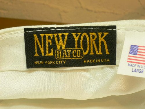 他の写真3: (SALE 30%OFF) NEWYORK HAT/HANCHING  WHITE