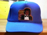 BELIVE/MICHAEL JACKSON MESH CAP OFF THE WALL  ROYAL
