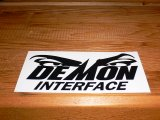 INTERFACE/STICKER  DEMON