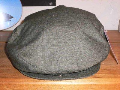 画像1: (SALE 30%OFF) NEWYORK HAT/HANCHING  OLIVE