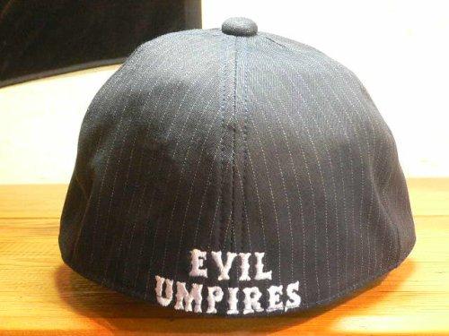 他の写真1: INTERFACE/UMPIRE CAP  NAVYxWHITE