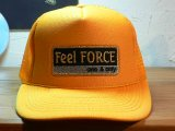 Feel FORCE/ONE&ONLY MESH CAP GOLD