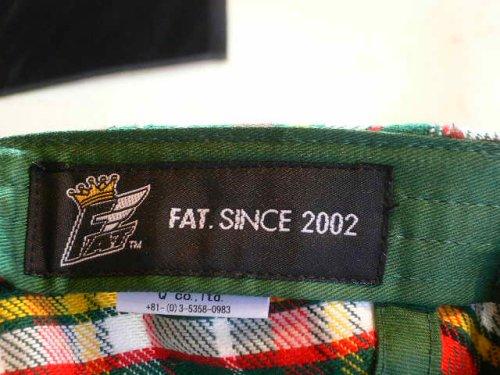 他の写真3: (SALE 35%OFF) FAT/KAPPE-F GREEN